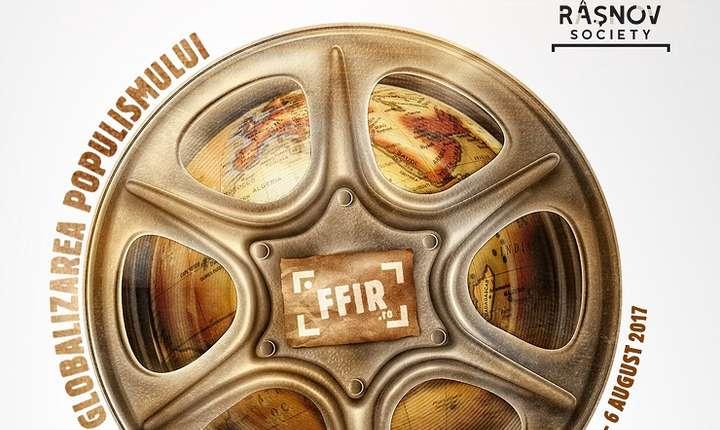 Afiș Festivalul de Film și Istorii Râșnov