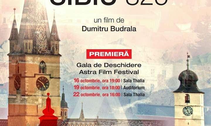 Afiș film Sibiu 825