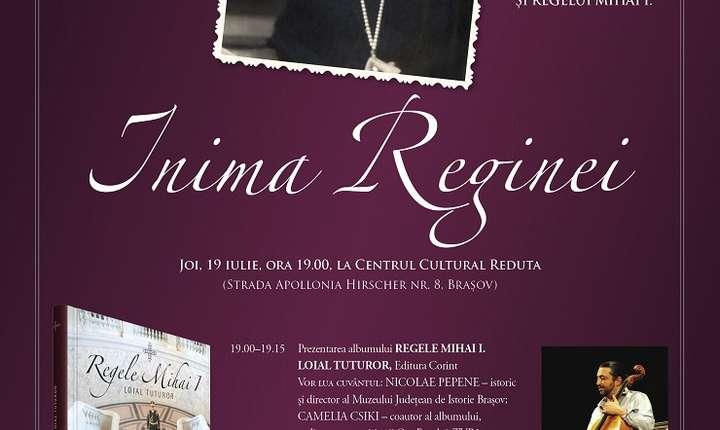 Afiș Inima reginei, Brașov