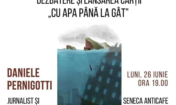 Afiș Ne schimbăm pentru schimbările climatice?  Dialog cu Daniele Pernigotti