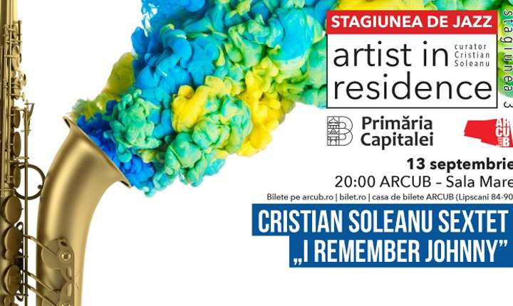 Artist in Residence - Cristian Soleanu Sextet