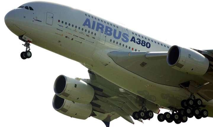 A380 - cel mai mare avion de pasageri construit vreodată