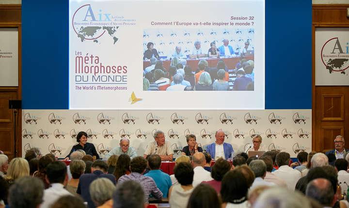 Le Cercle des économistes a creat în 2001 Întâlnirile Economice Aix-en-Provence. Expertii în economie se întâlnesc aici pentru a discuta şi găsi soluţii la provocarile mondiale.