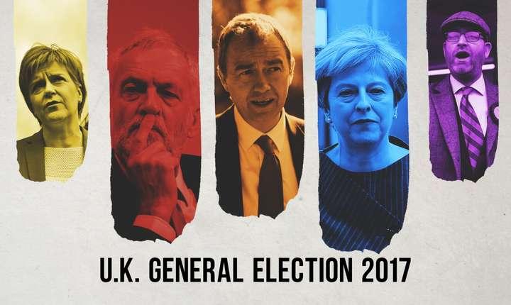Liderii principalelor partide politice din Regatul Unit