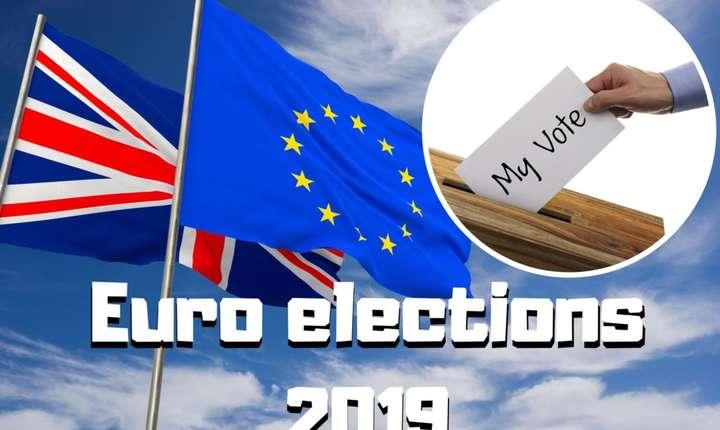 Alegeri europarlamentare în Regatul Unit