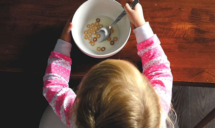Ce ar trebui sa mănânce copii ?