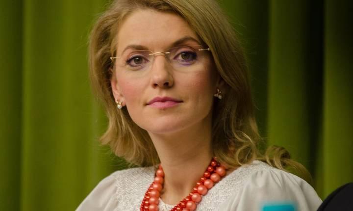 Alina Gorghiu, copreşedinte PNL (Sursa foto: Facebook/Alina Gorghiu)