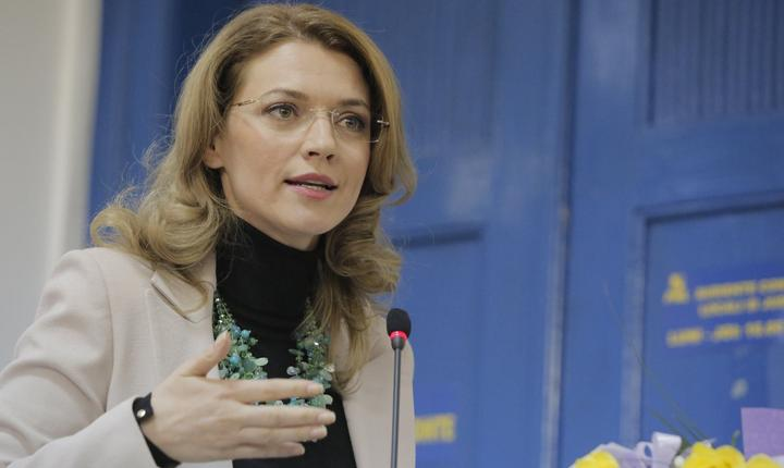 Co-preşedintele PNL, Alina Gorghiu