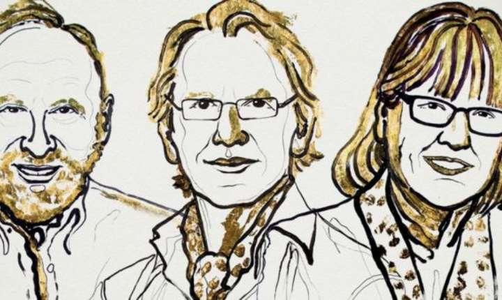 Americanul Arthur Ashkin, francezul Gérard Mourou si canadianca Donna Strickland sunt recompensati cu Premiul Nobel pentru Fizica pentru 2018