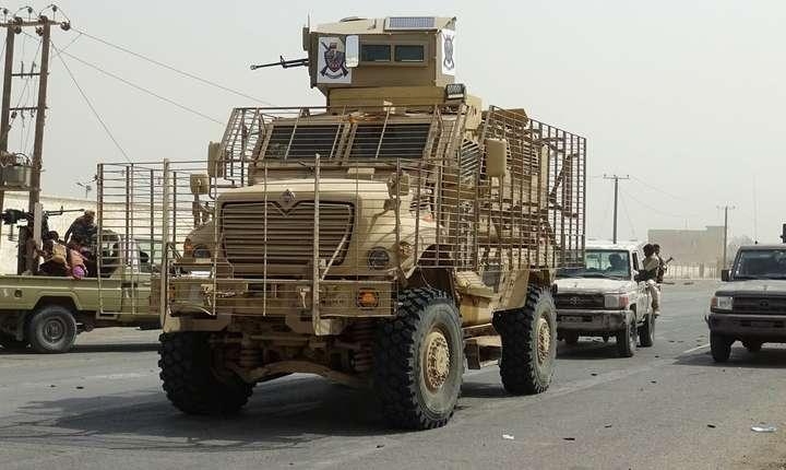 Forte pro-guvernamentale în Yemen
