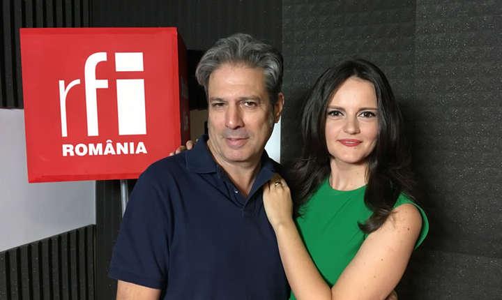 Nicolas Don et Ana Iorga