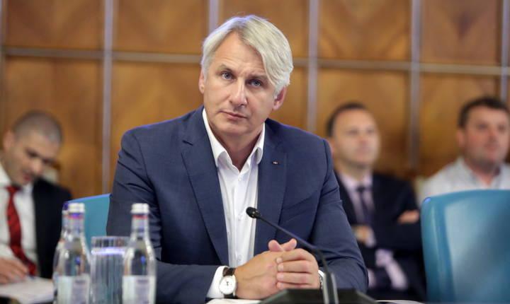 Eugen Teodorovici acuză PNL că nu vrea să majoreze salariile și pensiile (Sursa foto: gov.ro-arhivă)