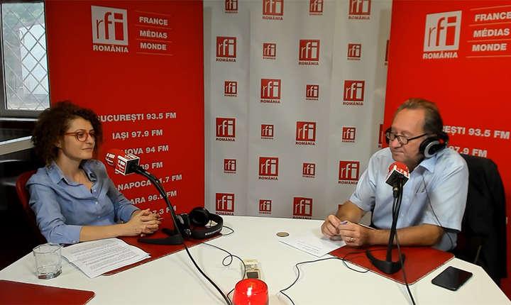 Anca Văcărencu și Constantin Rudniţchi