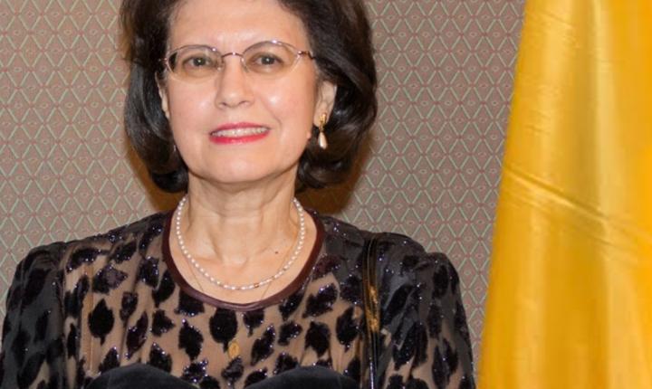 Anca Opriş, consul general al României la Lyon