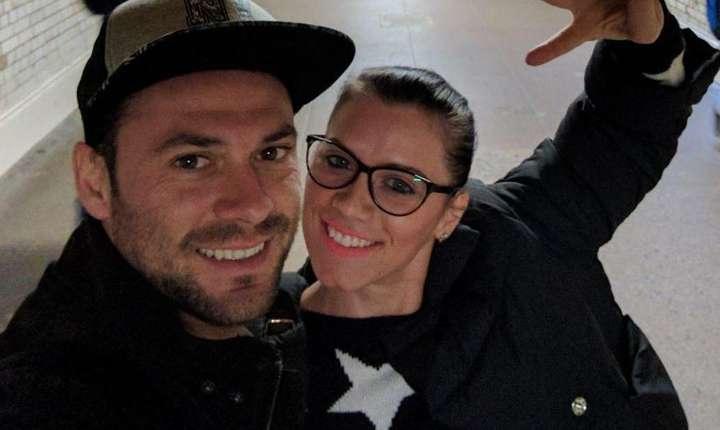 Andrei Burnaz și Andreea Cristea