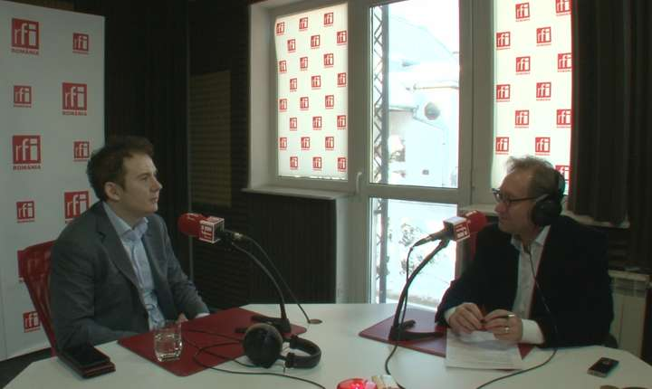Andrei Pogonaru și Constantin Rudniţchi