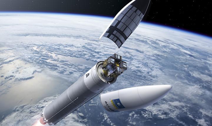 Ariane-5 plaseaza patru noi sateliti Galileo, 17 noiembrie 2016