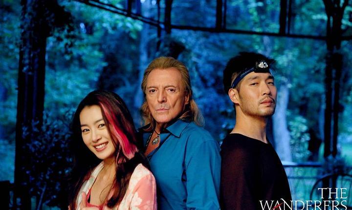 Armand Assante, Bae Junghwa și Sun Hojae în filmul The Wanderers