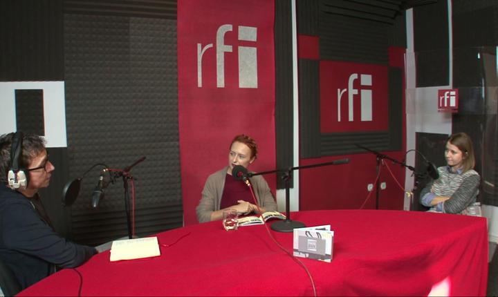Dan Parvu, Simona Deaconescu si Anamaria Antoci