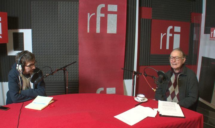 Dan Pârvu si Dumitru Avakian