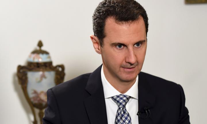 Preşedintele sirian, Bashar al-Assad (Foto: Reuters/SANA)