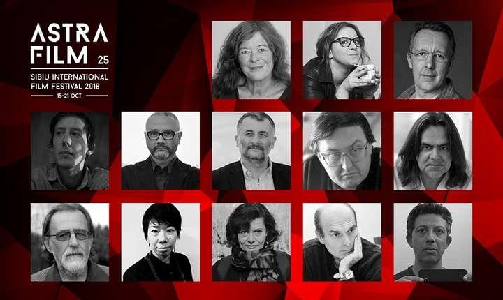 Membrii juriului Astra Film Festival 2018