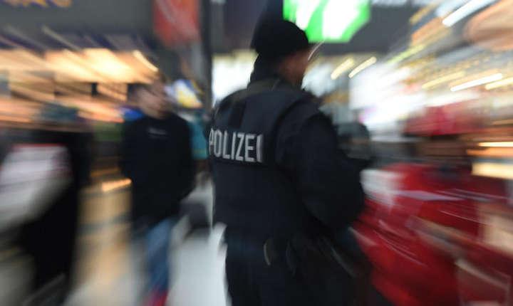 Polițist german (Sursa foto: AFP/Christof Stache-ilustrație)