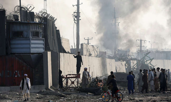 Inca un atentat la Kabul, un militar roman a murit