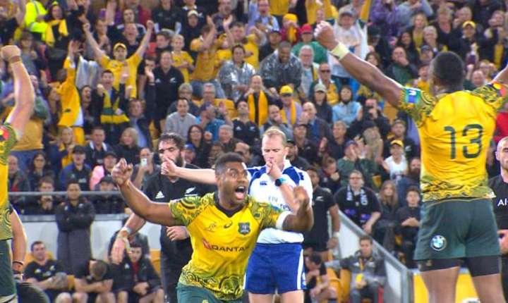 Australia 23 Noua Zeelandă 18