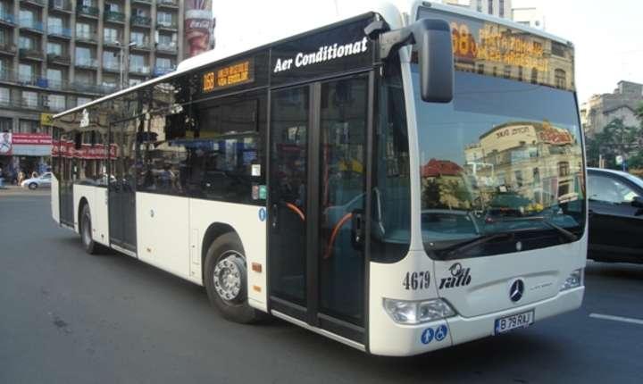 Primaria Bucuresti a lansat licitatia pentru autobuze noi pentru RATB