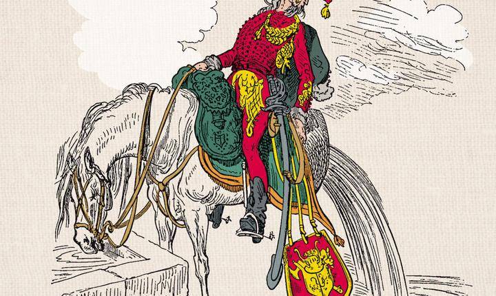 Aventurile baronului Münchhausen