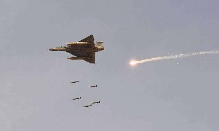 Avioane indiene Mirage 2000H, 16 februarie 2019.  (foto de ilustratie)