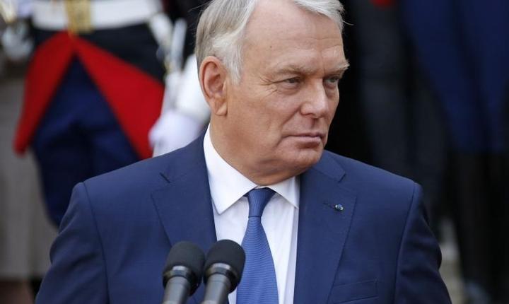 Ministrul de Externe francez, Jean-Marc Ayrault