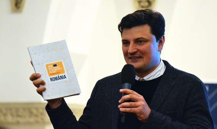 Directorul Institutului Național al Patrimoniului, Ștefan Bâlici, a deschis lucrările Forumului Anului European al Patrimoniului Cultural în România