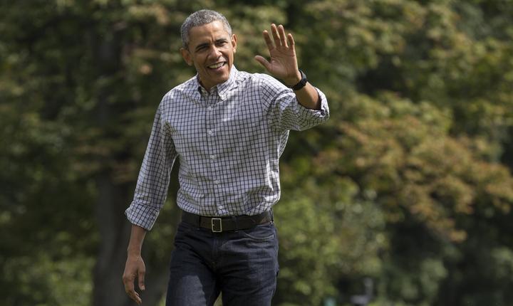 Preşedintele american, Barack Obama (Foto: Reuters/Joshua Roberts)