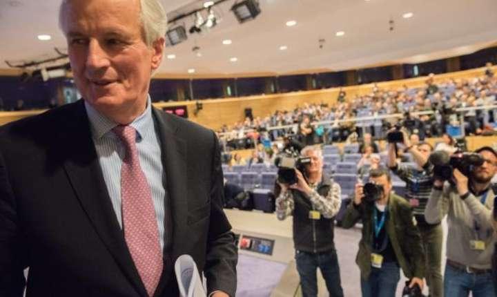 Barnier mai 2017