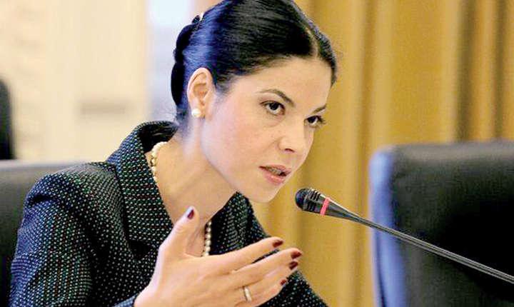 Ana Birchall este oficial ministrul interimar al Justitiei