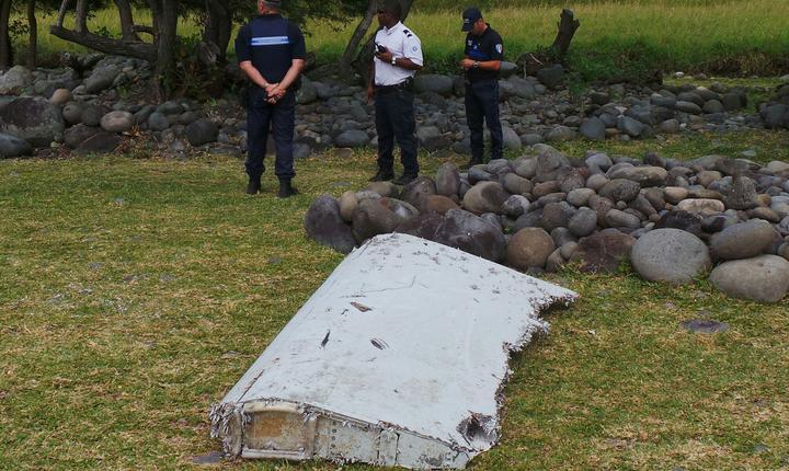 Bucata de avion a fost găsită pe o plajă din zona Saint-André, pe Insula Réunion