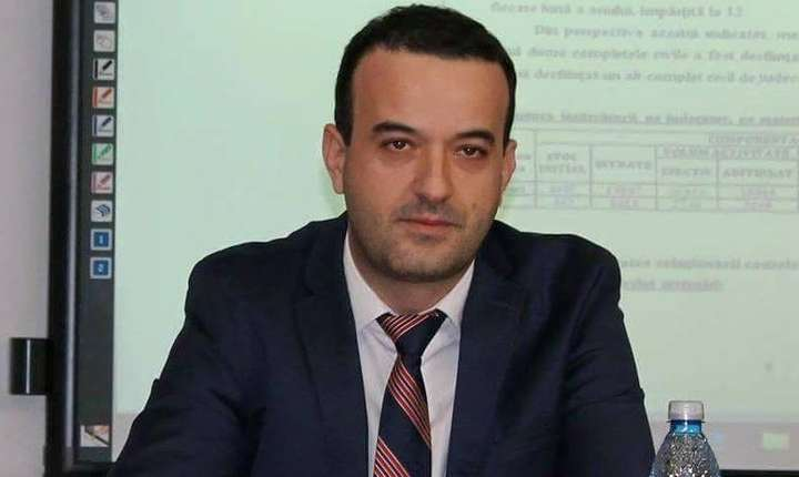 Bogdan Mateescu, opinie separată în secția pentru judecători a CSM (Sursa foto: Facebook/Bogdan Mateescu)