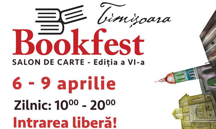 Afis BookFest Timisoara