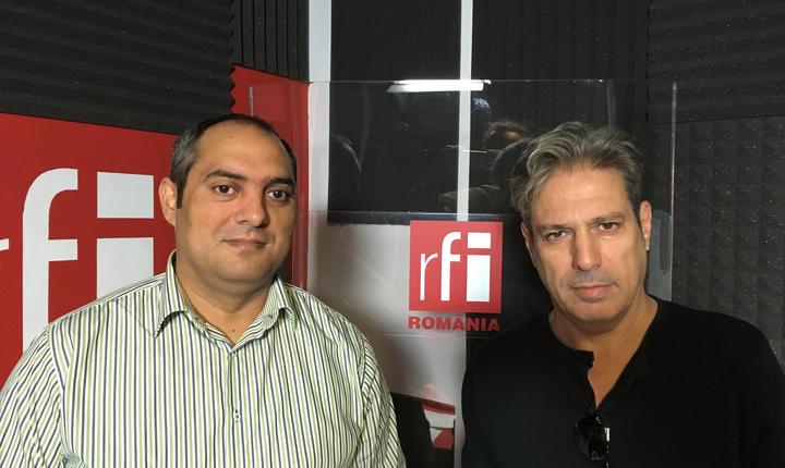 Gelu Duminică și Nicolas Don la radio