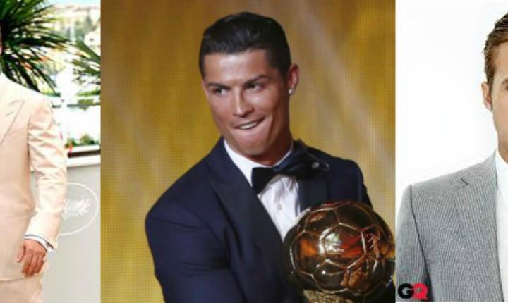 Brad Pitt, Ryan Gosling, Cristiano Ronaldo, în topul celor mai eleganţi bărbaţi în viaţă pe 2015