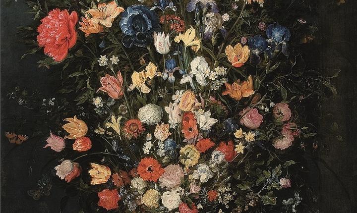 Buchet de flori de Jan Brueghel cel Bătrân și Frans Francken II