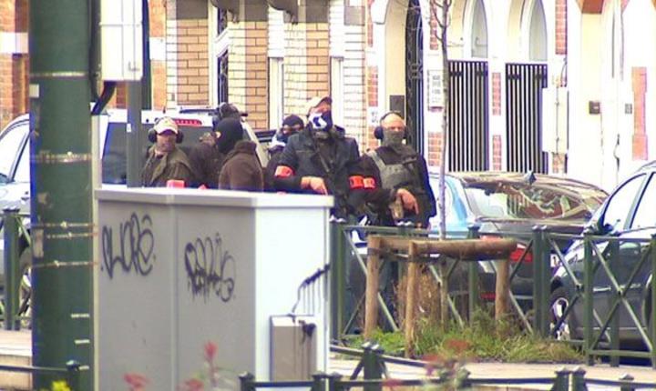 Operatiune antiterorista la Schaarbeek, Bruxelles