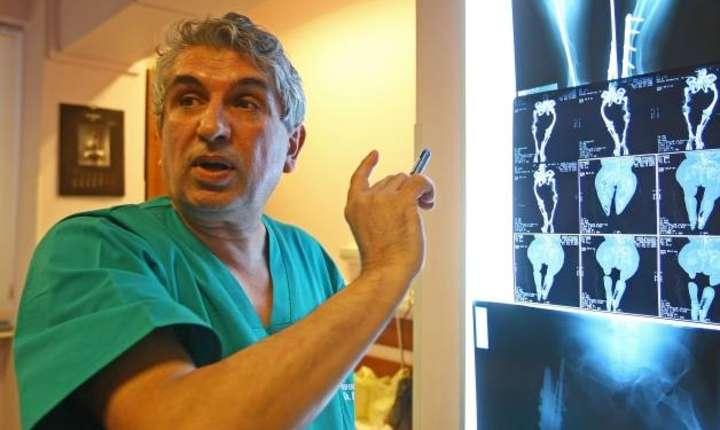 Gheorghe Burnei e acuzat de malpraxis, luare de mită și experimente medicale pe copii