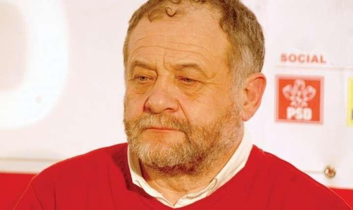 Președintele PSD Vaslui, Dumitru Buzatu