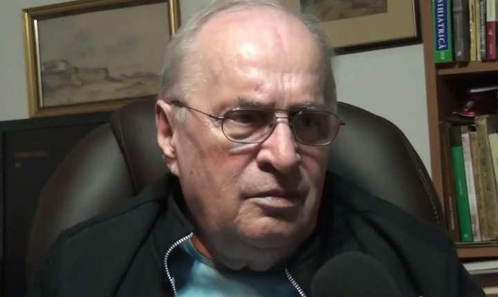 Academicianul Augustin Buzura a fost un recunoscut prozator şi publicist