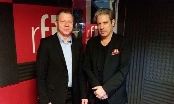 Christophe Gigaudaut et Nicolas Don