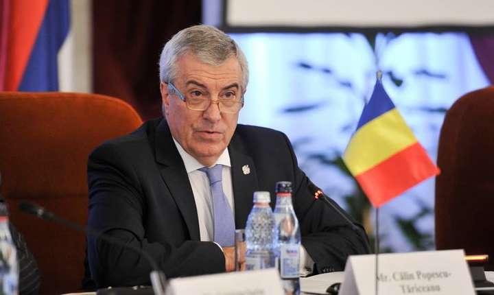 Președintele Senatului, Călin Popescu Tăriceanu