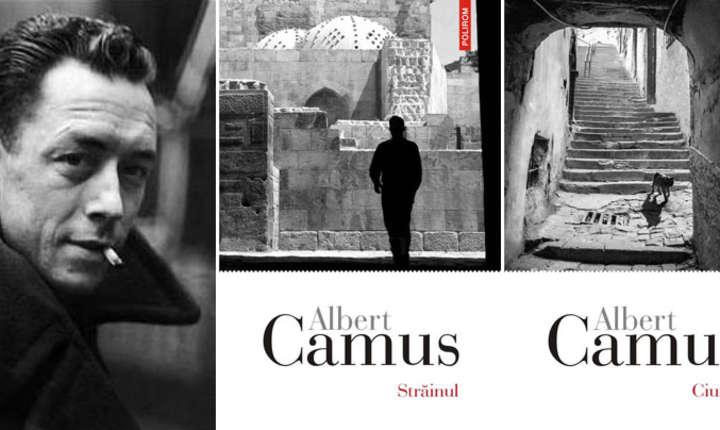 Camus Strainul Ciuma